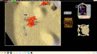 Ultima Online Stealth PK Paralyze Bow  (UO LOSTLANDS)