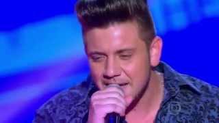 Renan Ribeiro canta 'Implorando Pra Trair' no The Voice Brasil - Audições | 4ª Temporada
