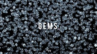 """Gems"" - Smooth Piano Rap Beat Free R&B Hip Hop Instrumental Music 2017 