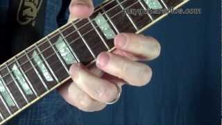 April Wine Sign of the Gypsy Queen Guitar Solo