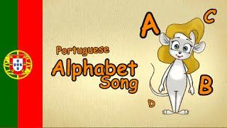 learn portuguese brazil lesson 1 - Portuguese Alphabet Song | ABC Song Portuguese