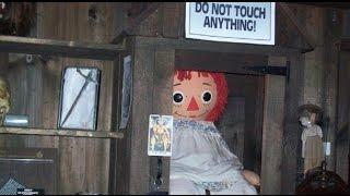 La vera storia di Annabelle - la bambola maledetta