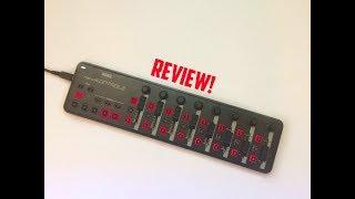 The Best Budget USB Mixer?! | Korg NanoKontrol 2 Review