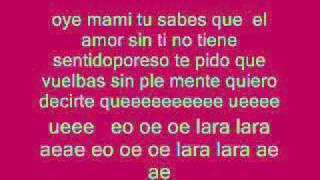 """Jose De Rico feat. Henry Mendez """"Rayos De Sol (""""letra)"""