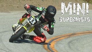 Mini Supermoto Faster than 600s on  Mulholland