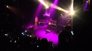 Tarrus Riley - Superman // Trianon, Paris