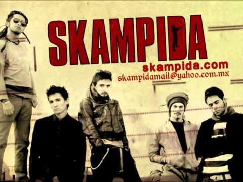 Una Estrella Mas de Skampida Letra y Video