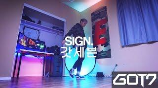 GOT7 (갓세븐) - Sign Dance