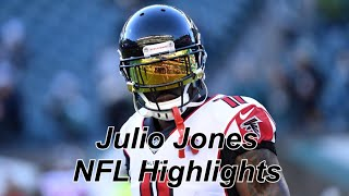 Julio Jones Highlights   Black and White - Juice WRLD