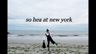 WENZ | so hea at New York! 响纽约玩咗十日