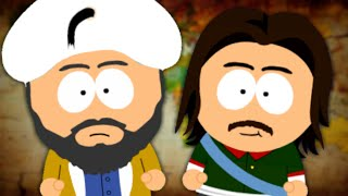Suleiman the Magnificent vs Peter the Great. Epic Fanmade Rap Battles of History #84