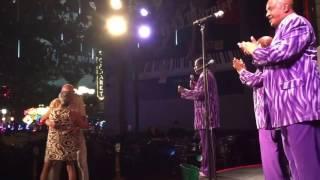 Cornell Gunter's Coasters ~ Rockin' Robin ~ Le Cabaret Paris