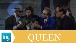 """Freddie Mercury et Montserrat Caballé """"Barcelona"""" - Archive INA"""