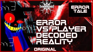[Errortale] Error!Sans VS Player Fight Theme: Decoded Reality (A FrostFM Original)