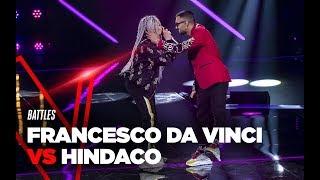 """Hindaco e Francesco  """"Hai delle isole negli occhi"""" - Battles - TVOI 2019"""
