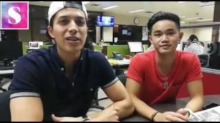 Luis Gamarra y Tzuriel Tong cantan Despacito