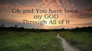 "Colton Dixon ""Through All of It"" - LYRICS"