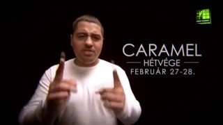 Caramel hétvége a Music Channelen