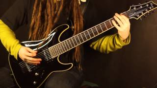 Sepultura - roots bloody roots (instrumental cover)