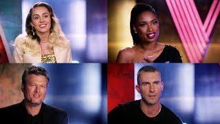 The Voice 2017 - Season 13 (Behind The Scenes)
