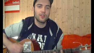 Cro - Einmal um die Welt (acoustic cover by Samuel Brem)