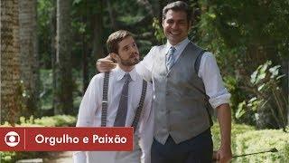 Orgulho e Paixão: a amizade entre Darcy e Camilo