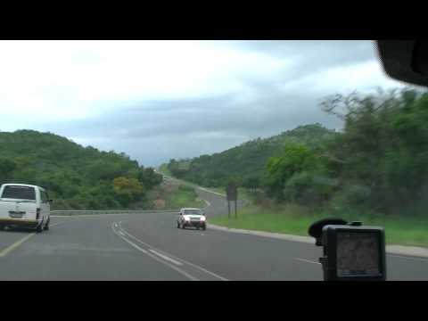 A very beautiful drive across South Africa s highlands