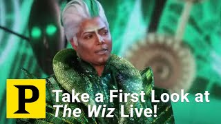 "Take a First Look at ""The Wiz Live!"""
