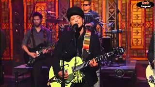 Bruno Mars Grenade Legendado Live HD