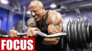 Dwayne Johnson | Focus | Workout Fitness & Bodybuilding Motivation