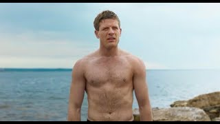 James Norton fans given a treat as the star whipped his top off in McMafia scenes