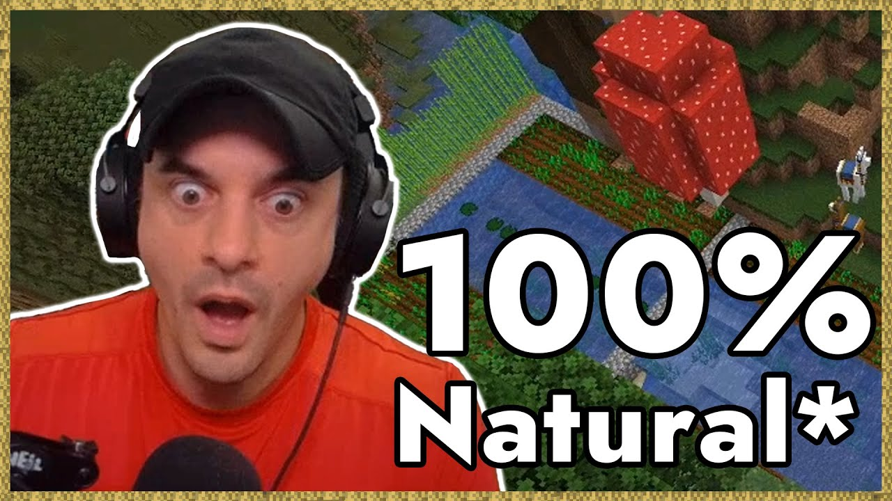 Dan Gheesling - You'll Never Believe This Natural Farm Spawn | Dadcraft