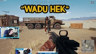 Shroud Tries To Get Wadu To Speak