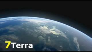 7 sons mais estranhos do espaço