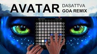 Dasattva - Avatar // Launchpad Cover