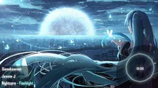 Nightcore - Flashlight