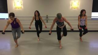 """""""Fall in Love"""" by Goldslink for OnCorre fusion or dance toning."""