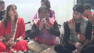 Traditonal gujurati lagnageet followed by rituals organised by R voice events Neeta gala.