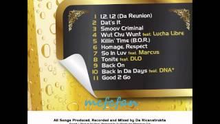 Break Bread - Back In Days feat. DNA