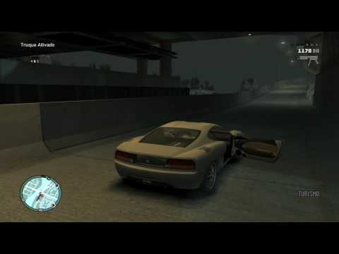 Gameplay GTA IV in HIS 4850