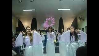 Grupo de Gestos Manancial- Ariane Lima homenagem pras maes