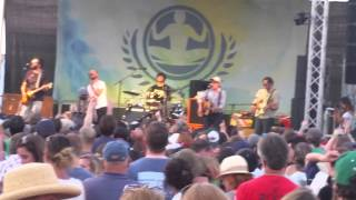 Dr. Dog Live Levitate Music Festival 2015
