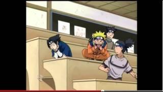 il bacio tra naruto e sasuke ITA Sakura Fandub XD