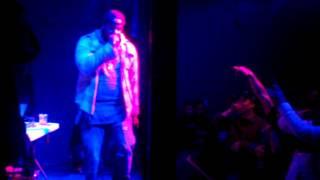 Smoke DZA live In San Antonio 2.26.16