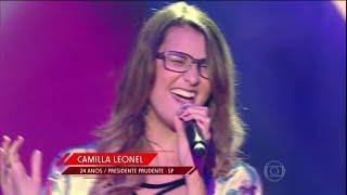 Camilla Leonel (Pensando em Você) - The Voice Brasil 2015