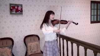 水樹奈々「深愛」/石川綾子 ヴァイオリンカバー