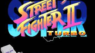 Super Street Fighter 2 Turbo: Guile's theme (SNES remix)