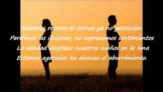 """""""CUANDO MURIÓ EL AMOR"""" (PJ-GOTOPO)"""
