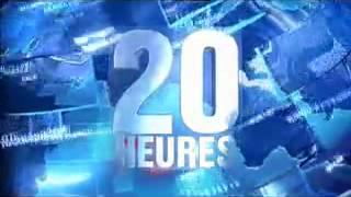 Générique du journal de 20h de TF1