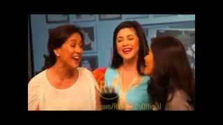 Regine Velasquez Sarap Diva Birthday Episode Off Cam 27 April 2014